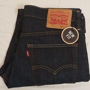 """Levi's Mens Jeans 32""""×30 NWOT"""